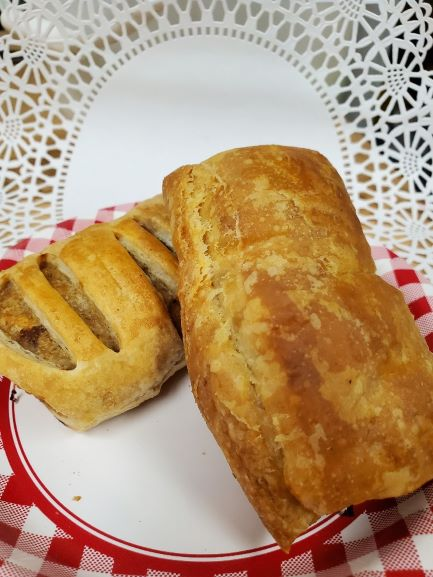 Sausage Roll (turkey - ready to eat)