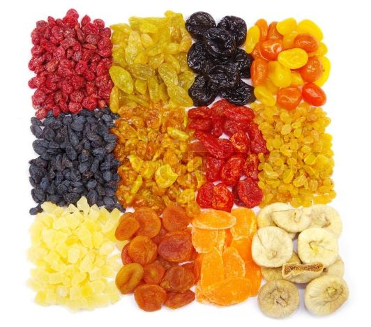Fruits - Dried (Dates - Pitted)
