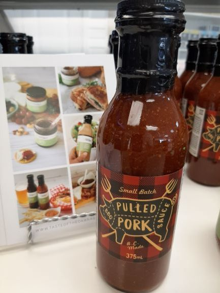 Taste of the Okanagan - Pulled Pork Sauce